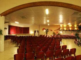 Salle de spectacle et concert